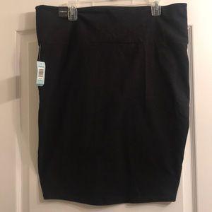 Size 2 Pencil Skirt Torrid